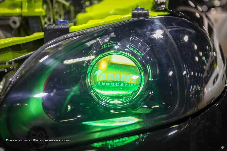 1993 Honda Del Sol Headlight Retrofit