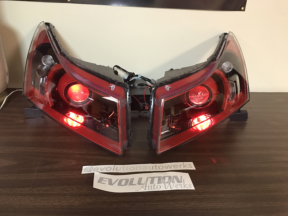 2014 Chevy Cruze Headlight Retrofit