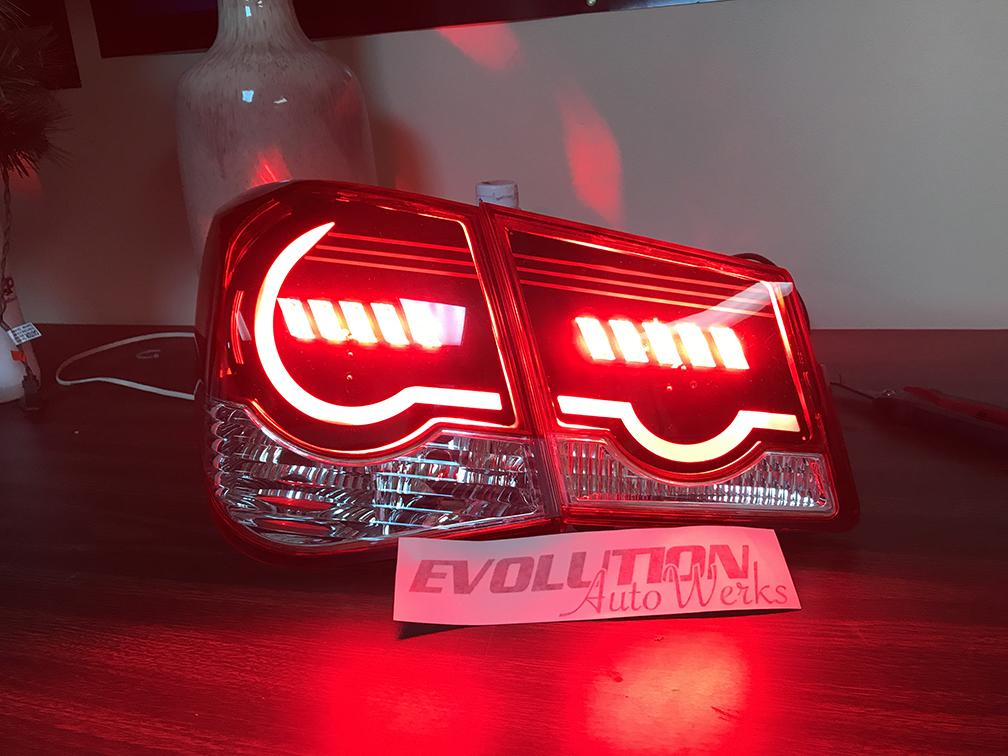 2014 Chevy Cruze Taillight Retrofit